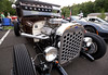 Jack Sablich's customized 1929 Ford pick up truck is one of the autos on display at the Horsham Night out Aug. 2, 2016. / BOB RAINES--DIGITAL FIRST MEDIA