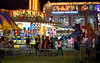 Teens and families walk the midway at the Dublin Firemen's Fair Aug. 12, 2016.  |  BOB RAINES--DIGITAL FIRST MEDIA