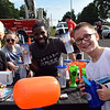 Debby High — For Digital First Media<br /> Dave & Buster's has a table at Eastern Montgomery County Chamber of Commerce's fourth annual Race for the Bottom Line 5K Sept. 11.