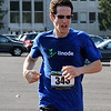 Debby High — For Digital First Media<br /> Aaron Segall places second in Eastern Montgomery County Chamber of Commerce's fourth annual Race for the Bottom Line 5K Sept. 11.