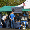 The West Rockhill Historical Society shares memories of the township at the 2016 SeptemberFest in James Memorial Park in West Rockhill Sunday, Sept. 25.  Debby High — For Digital First Media