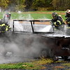The Sellersville Fire Department performs a live vehicle rescue demonstration during its annual open house event Saturday, Oct. 22.  Debby High — For Digital First Media