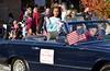 Little Miss Lansdale, Olivia Taylor,  Lansdale Mardi Gras Parade Nov. 19, 2016.   |   Bob Raines--Digital First Media