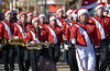 Souderton Area High School Marching Band, Lansdale Mardi Gras Parade Nov. 19, 2016.   |   Bob Raines--Digital First Media