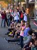 Crowds line Main Street for the Lansdale Mardi Gras Parade Nov. 19, 2016.   |   Bob Raines--Digital first Media