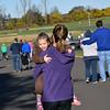 Willow Dale Elementary School's Puma 5K is held Nov. 12.  Debby High — For Digital First Media