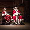 Santa Claus and Mrs. Claus visit the Lower Gwynedd tree lighting at Veterans Park Nov. 26.  Jeff Davis - For Digital First Media