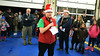 Pastor Julie Bergdahl from St. Michaels Lutheran Church offers an invocation at the Sellersville Firehouse for Winterfest and those who attend Dec. 6, 2016.   |   Bob Raines--Digital First Media