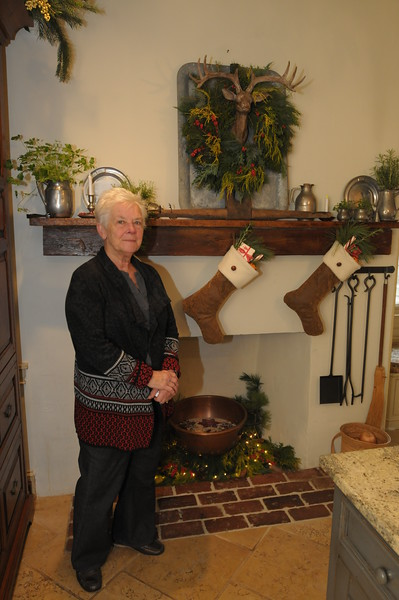 Norristown Garden Club holds annual Holiday House Tour