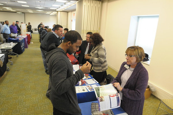 Veteran Expo at the Montgomery County Community College