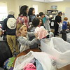 Volunteers do various jobs at the Mitzvah Circle Foundation in Harleysville as part of Martin Luther King's Day of Service January 16, 2017. Gene Walsh — Digital First Media