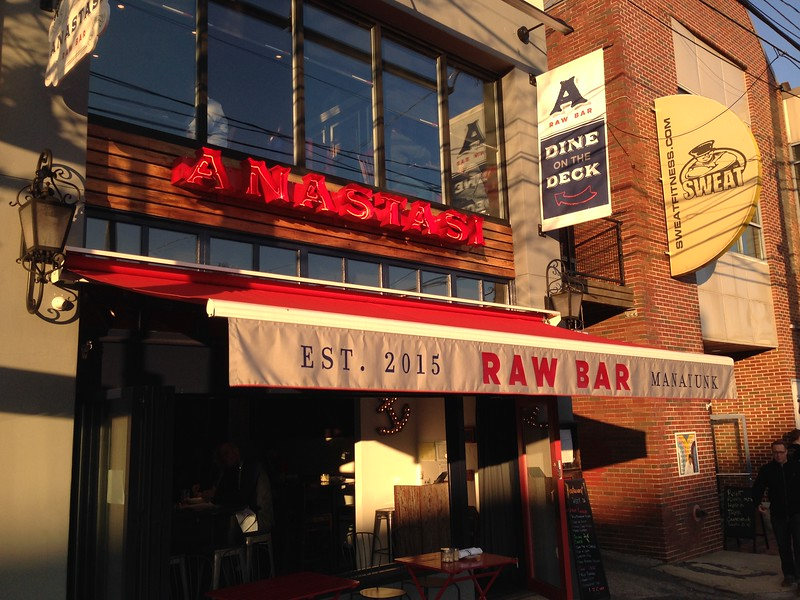 Anastasi Raw Bar is offering a special three-course menu for $35 as part of Manayunk's Restaurant Week April 11 to 22.  Eric Fitzsimmons — Digital First Media