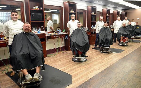 Modern Male opens barbershop in Perkasie