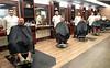 Modern Male's newest barbershop on W. Walnut St., Perkasie July 26, 2016. | BOB RAINES--DIGITAL FIRST MEDIA