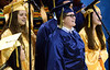 "The Cheltenham High School Senior Choir performs ""From This House"" during commencement held at La Salle University June 16, 2016. __BOB RAINES / DIGITAL FIRST MEDIA"