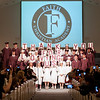 Submitted photo — Faith Christian Academy<br /> Members of the Class of 2016 thank their families for their support.
