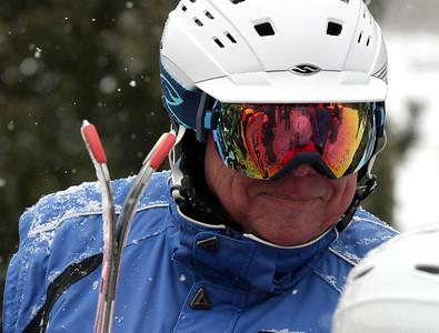 01/07/17 Skiing at Spring Mountain
