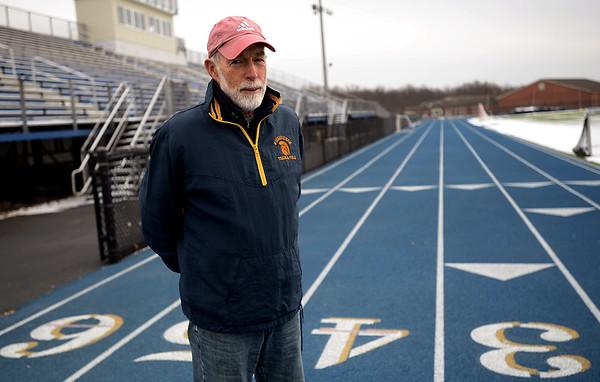 02.12.16 Wissahickon Track Coach Bill Gallagher