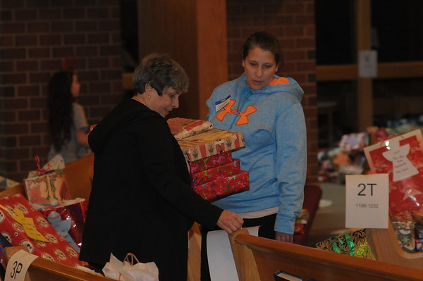 Saint Goretti parishioners holds annual Angel Tree program