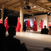 Gowns by Philadelphia University students for the American Heart Association's annual red dress competition were modeled at the school's fashion show April 21 at Moulin in East Falls. Eric Fitzsimmons — Digital First Media