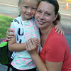 Debby High — For Digital First Media<br /> Laura and Ashlyn Boyd hug on the first day of school at Guth Elementary Monday, Aug. 29.