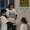 Highland Elementary holds it's 11th annual Martin Luther King Day of Service in Abington January 12, 2017. Gene Walsh — Digital First Media
