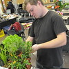 Horticultural students at North Montco Tech Center in Lansdale work to complete their entries for this year's Pa. Farm Show January 5, 2017. Gene Walsh — Digital First Media
