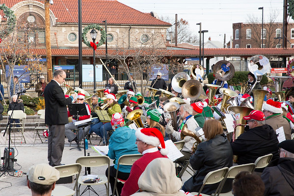 2016 Tuba Christmas in Lansdale