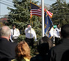 The Honor Guard from the Daniel W. Dowling American Legion Post 769 present the colors at the start of the Lower Gwynedd Veterans Day Service Nov. 5, 2016.   |   Bob Raines--Digital First Media