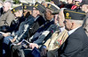 Local veterans attend the Lower Gwynedd Veterans Day Service Nov. 5, 2016.   |   Bob Raines--Digital First Media
