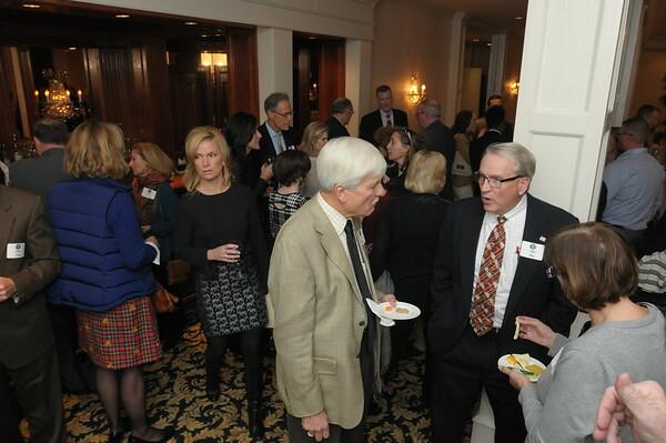 Lower Gwynedd Township's 20th Annual  Volunteer Appreciation Banquet