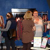 A local LuLaRoe merchant is open for business during the Pop Up Shop at Per Diem in Perkasie Saturday, Feb. 18.  Debby High — For Digital First Media
