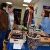 Alpaca Comforts takes part in Pop Up Shop at Per Diem in Perkasie Saturday, Feb. 18.  Debby High — For Digital First Media