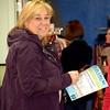 Sandi Naso, of Perkasie, visits the Pop Up Shop at Per Diem in Perkasie Saturday, Feb. 18.  Debby High — For Digital First Media