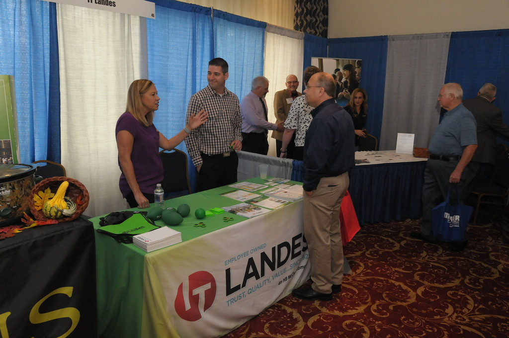 . Indian Valley Chamber of Commerce Business Expo at Indian Valley Country Club October 2, 2018. Gene Walsh � Digital First Media