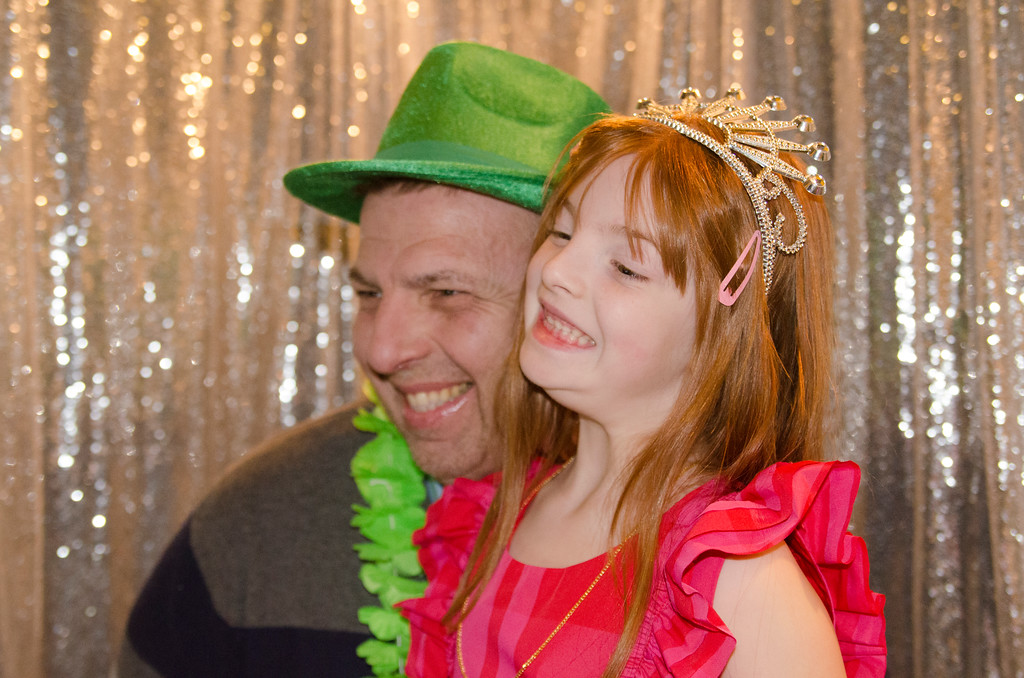 . Upper Dublin Township hosts its eighth annual Valentine�s Father-Daughter Dance Feb. 3 at the Upper Dublin Township Building. Fathers and daughters enjoyed an evening of dancing, refreshments, photo booths and Valentine�s crafts. Christine Wolkin � For Digital First Media