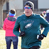 Runners take part in the Ambler Area Running Club's annual Fireside Frostbite 5-Miler Feb. 17.  Debby High — For Digital First Media