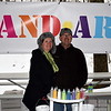 Jo and Mike Goodenough of Art of Sand man a booth at the Pennridge Celtic Fest at the Sellersville Fire Company Picnic Grove Saturday, March 18.  Debby High — For Digital First Media