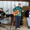 The Claddagh Band with Bill Alberts on banjo, Owen McGirr on guitar and Danny Flinn on a traditional Irish accordion perform during the Pennridge Celtic Fest at the Sellersville Fire Company Picnic Grove Saturday, March 18.  Debby High — For Digital First Media