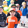 Cheltenham Little League players make their way down to the field in the opening day parade April 8.  Rachel Wisniewski — For Digital First Media