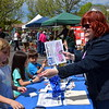 Perkasie creates a popup park to celebrate Earth Day at Seventh and Chestnut streets Saturday and Sunday, April 22 and 23.  Debby High — For Digital First Media