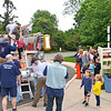 The Pioneer Fire Company offers children and families firetruck rides at the Jenkintown Red and Blue Fair at Jenkintown Elementary School May 20.  Christine Wolkin — For Digital First Media