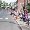 Spectators come out to celebrate during the Pennridge area Memorial Day parade in Sellersville Saturday, May 27.  Jeff Davis — For Digital First Media