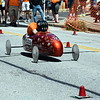 Seth Zeller was one of the 27 raisers participating in Indian Valley Soap Box Derby on Saturday, June 3, 3017. Debby High for Digital First Media  Debby High — For Digital First Media