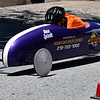 Alex Spisak races in the Indian Valley Soap Box Derby in Souderton Saturday, June 3.  Debby High — For Digital First Media