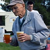 William Basso, of Dublin, samples some beer from Bucks County brewery during the 18th annual Dublin Day Saturday, June 3.  Debby High — For Digital First Media