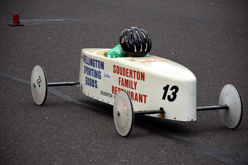The Indian Valley Soap Box Association holds its annual soap box derby in Perkasie for first time June 2. Debby High — For Digital First Media