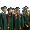 Dock Mennonite Academy celebrates its Class of 2018 at its graduation ceremony on its campus Saturday, June 9.