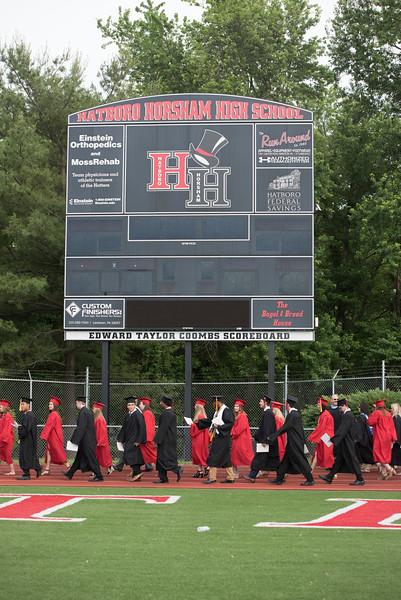 06_14_18 Hatboro-Horsham High School graduation