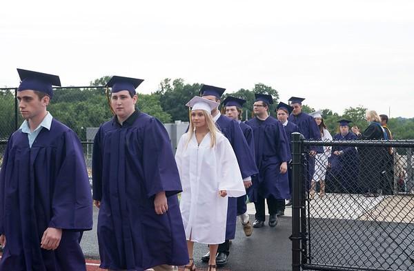 06_14_18 Upper Moreland High School graduation